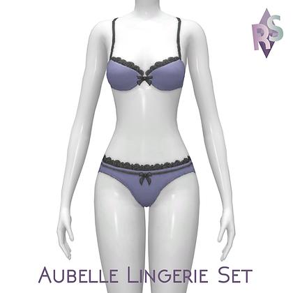 Aubelle Lingerie Set