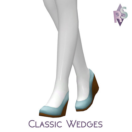 Classic Wedges