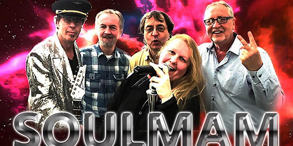 SOULMAM - Big City Party Band -eintritt frei-
