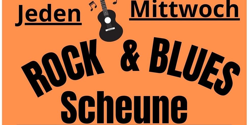 Rock & Blues Scheune mit Heinz Glass - Live