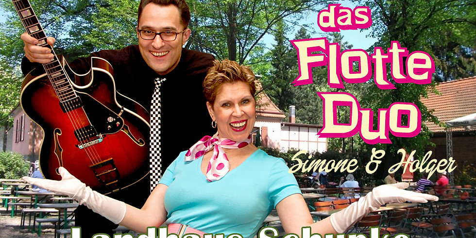 das Flotte Duo - Simone & Holger