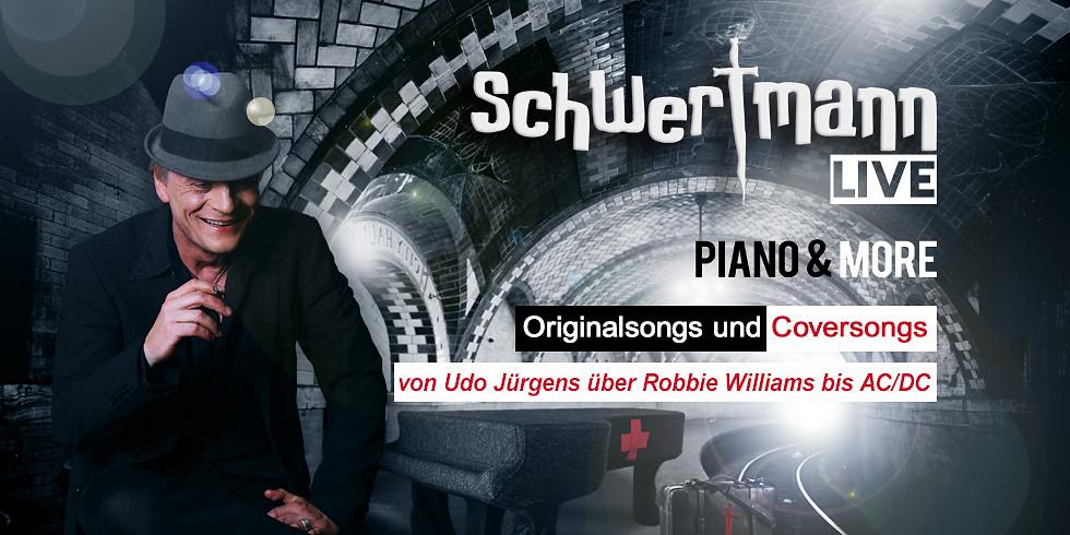 SCHWERTMANN, der Sänger von Silberhammer  live im Landhaus Schupke mit anschließender SchlagerParty mit DJ KIKI