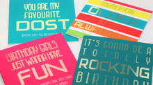 Brand New Arrivals - Modern Desi Greeting Cards.