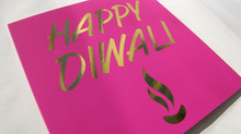 Diwali 2017 - Diwali Cards by Paisley Plush
