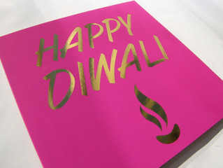 Diwali 2017 - Diwali Cards by Paisley Plush