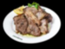 ギリシャの代表料理 ラムチャップ OLYMPIA