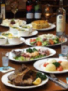 ラムレッグ、OLYMPIA、menu、ギリシャ料理 パーティー 宴会 飲み放題 横浜 関内