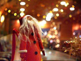 クリスマスのご予約はお早めに!!