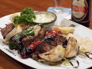 7月コースはラム・スブラギ!!暑い夏にぴったりのお料理です♪