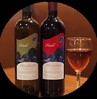ギリシャワイン OLYMPIA PELAGOS