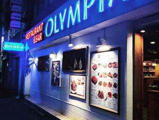 OLYMPIAの料理とギリシャ人オーナーが、 ナショナルジオグラフィック日本版で紹介されました♪