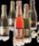 ギリシャ産スパークリングワイン CAIL