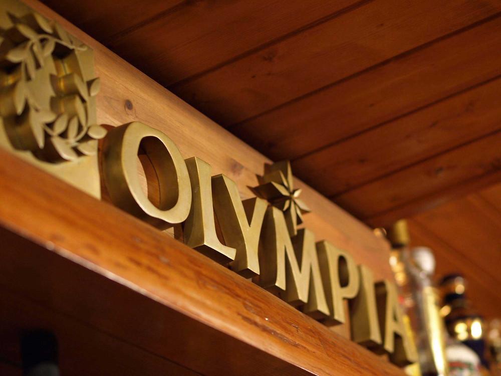 OLYMPIAロゴ