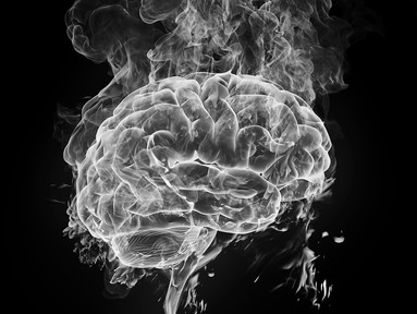 Brain Damage-A Short Love Story for the Undead.