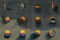 Douze globes