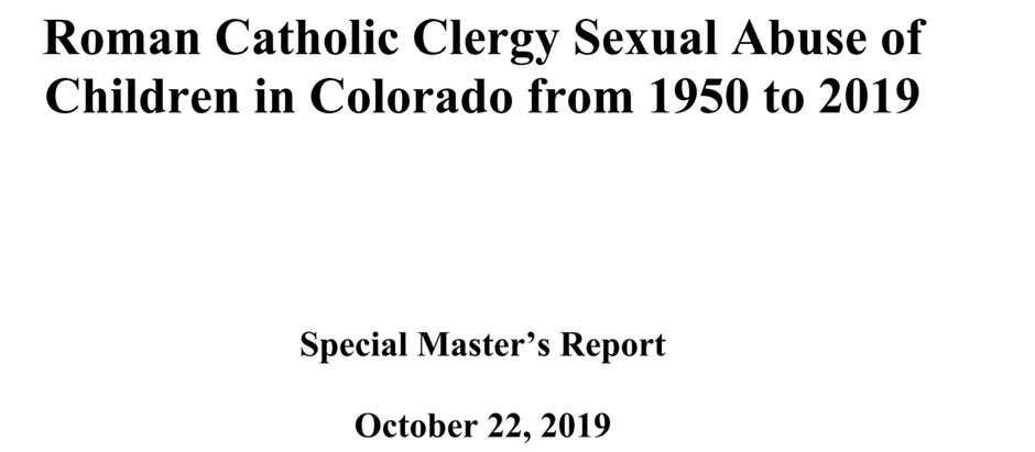 Why Aren't We Talking about the Colorado Attorney General Report?