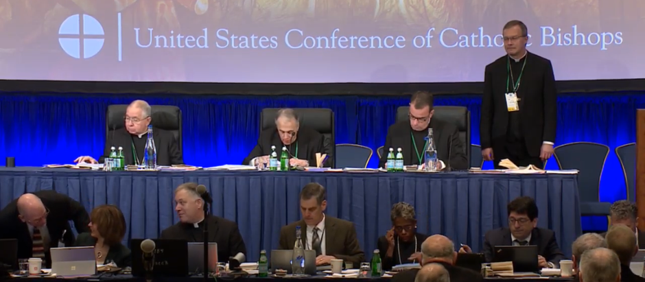 The USCCB is Back to Business as Usual (USCCB General Assembly Day 1)