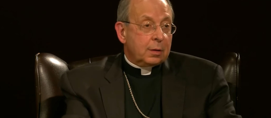 """""""We've Got to Address This."""" - Archbishop Lori on Listening and Accountability"""
