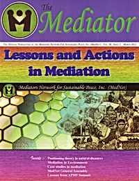 Lessons and Actions
