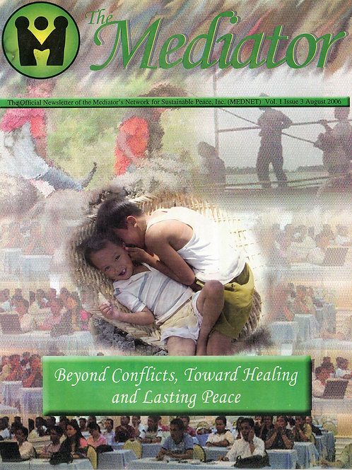 Beyond Conflicts, Toward Healing and Lasting Peace