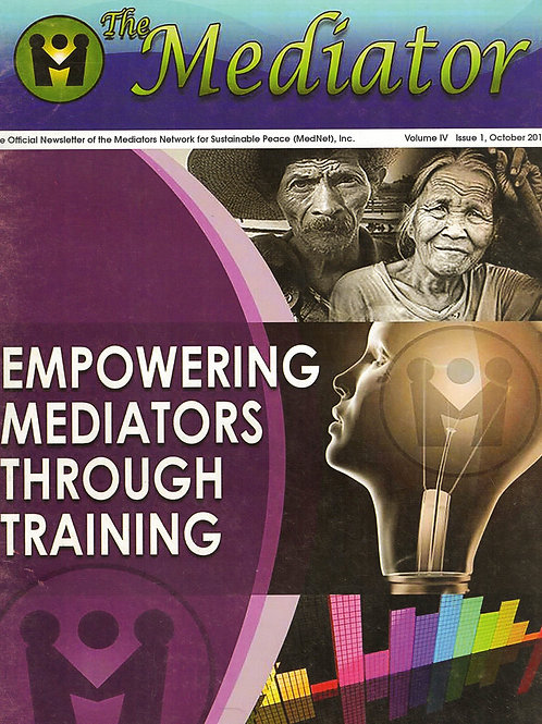 Empowering Mediators through Training