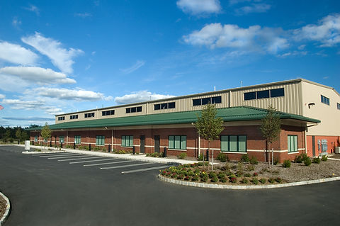 Donald J Parks, Inc. Pre-Engineered Steel Building - Kozac Soccer in Randolph, NJ