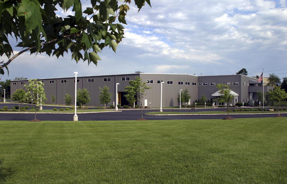 Gerber Metal VP Building