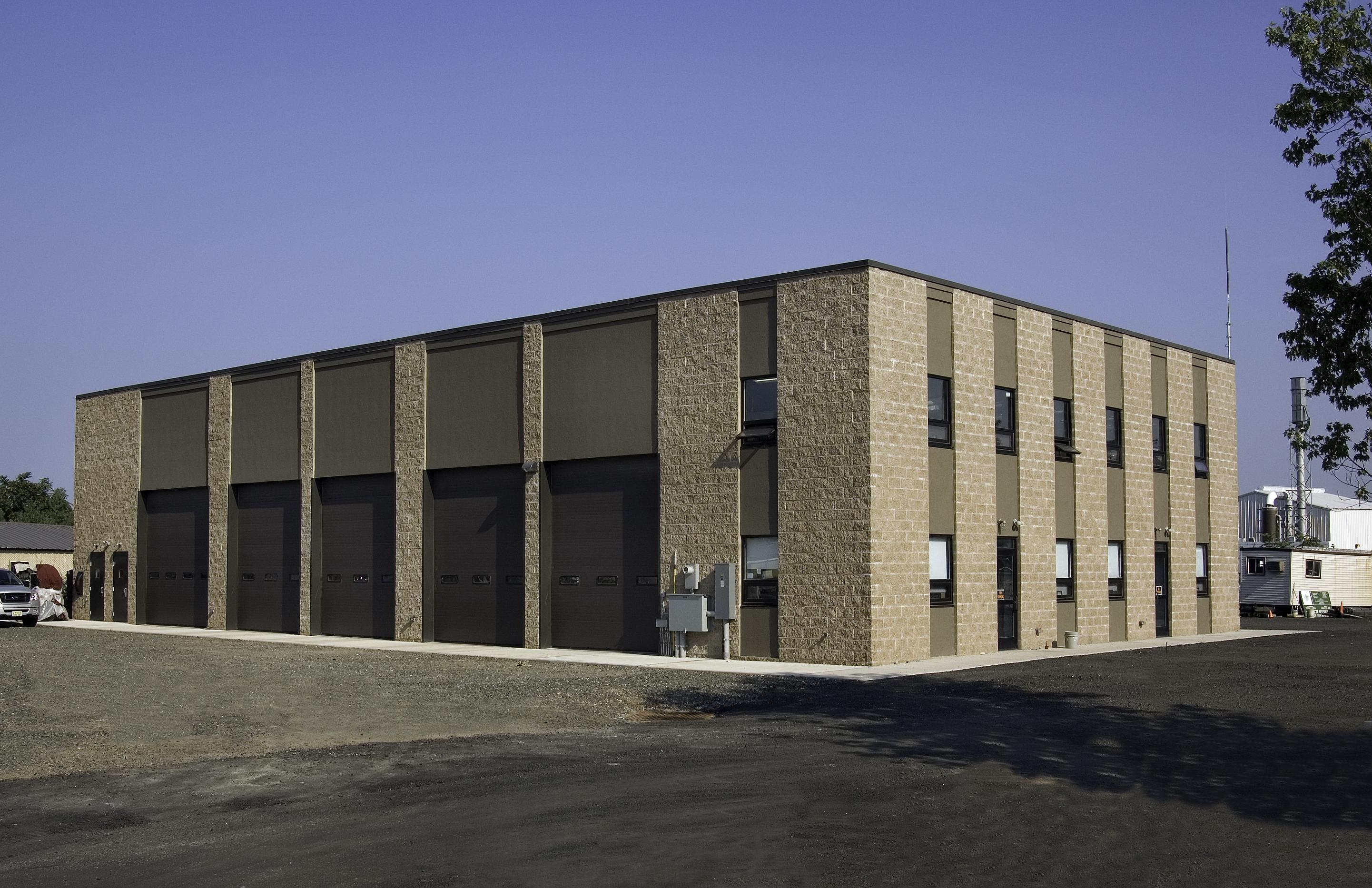 Carteret DPW VP Metal Building