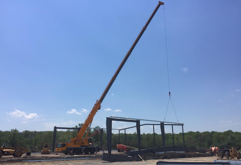 110 Ton Crane Service - Flanders, NJ