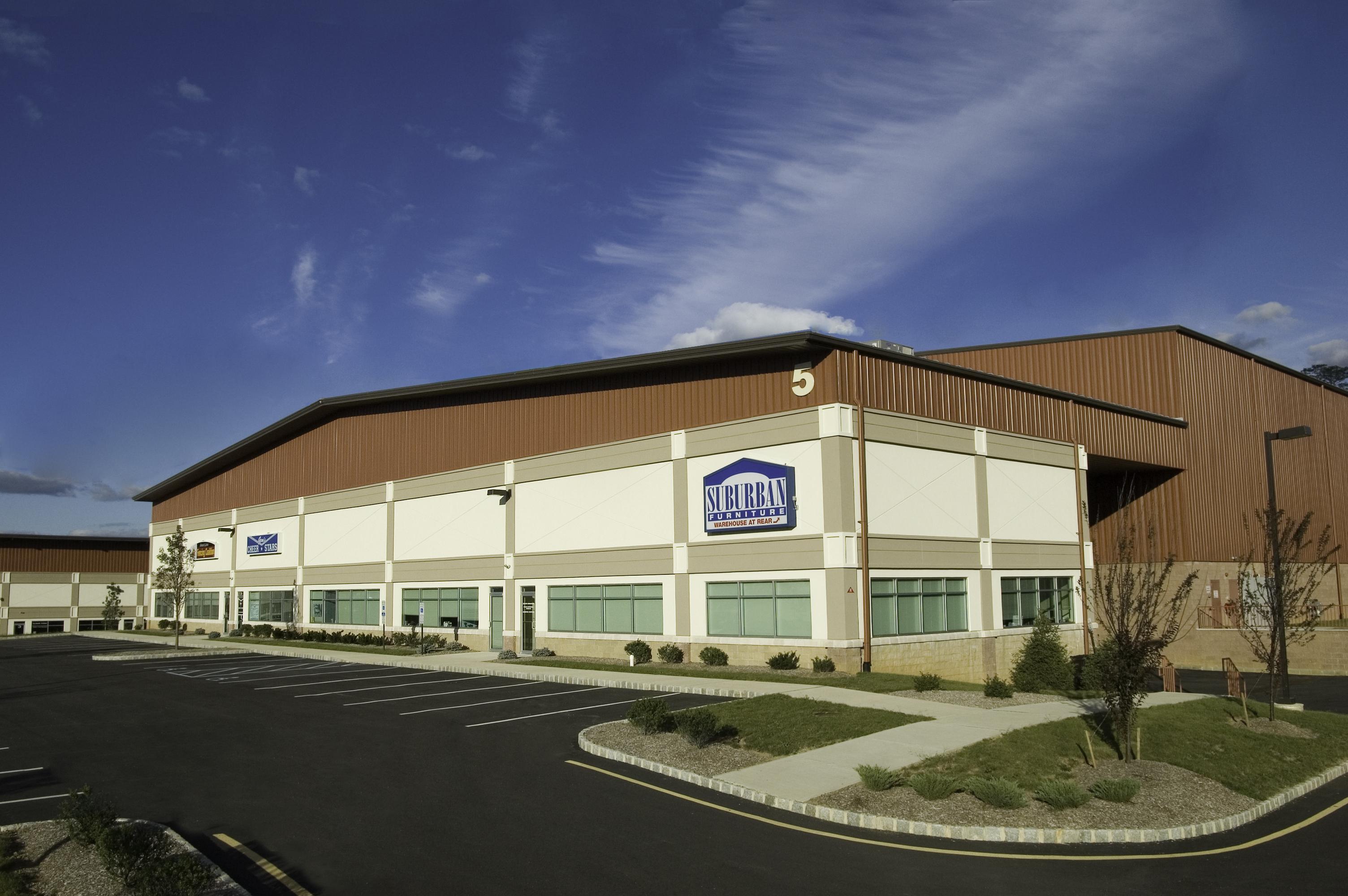 Suburban Morris VP Metal Building