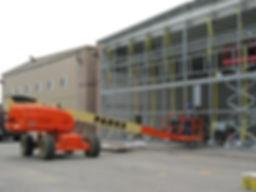 Donald J. Parks Inc. General Contracting - Hangar Door Installation in Morristown, NJ