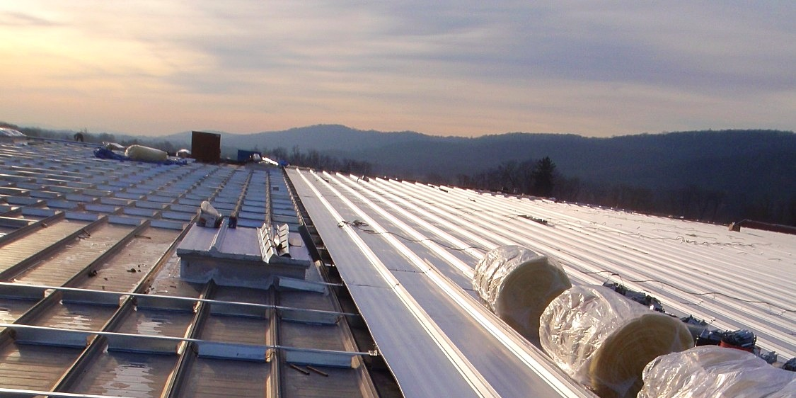 Archive Systems Retrofit Roof System