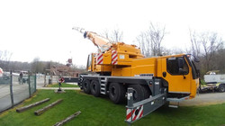 110 Ton Crane Service for Rental