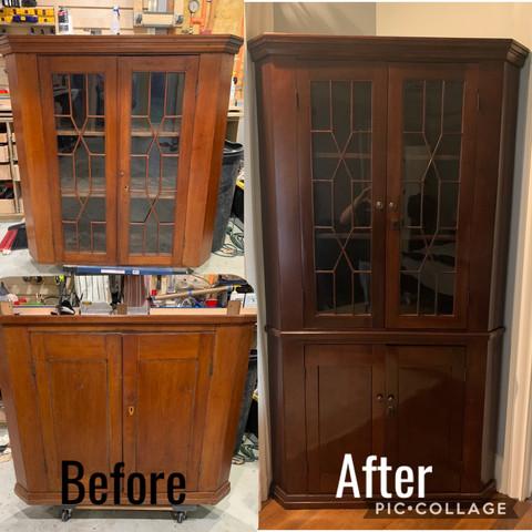 Hutch Restoration