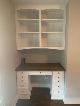 Custom Build Home Office