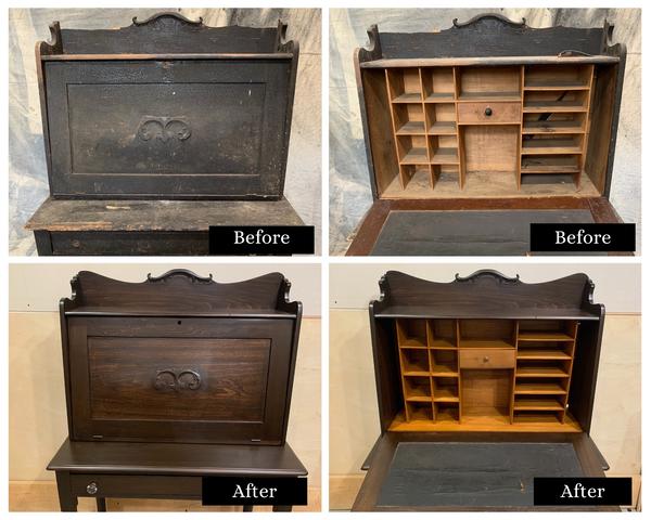 Antique Secretary Restoration