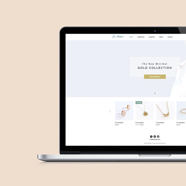 SHOPIFY LANDING PAGE (ADD ON)