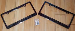 CCYC License Plate Frames