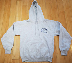 CCYC Pullover Sweatshirt grey (front)