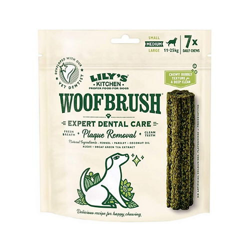 Lily's Kitchen woofbrushes