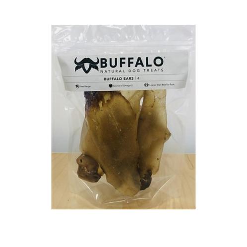 Buffalo ears - 4 in a bag