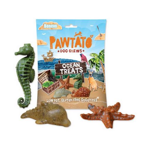 Pawtato Ocean Treats