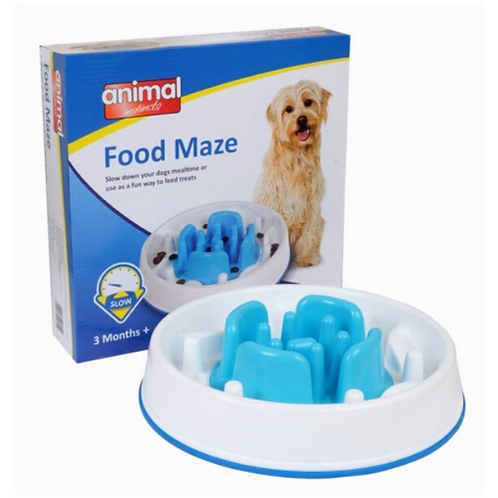 Animal instincts - food maze