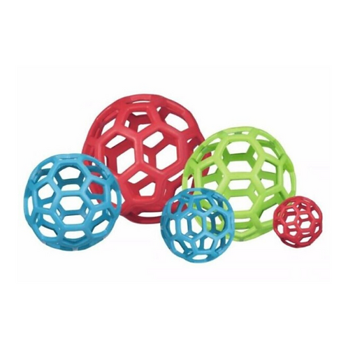 JW Holee Roller Tug And Treat Ball