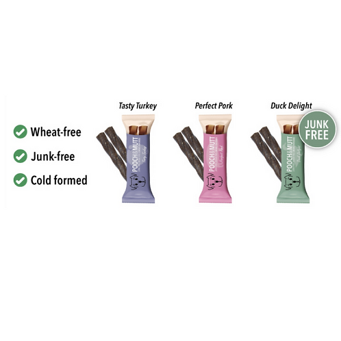 Pooch and Mutt Junk Free Chews