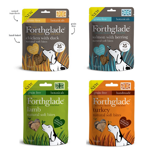 Forthglade Soft Bite Training Treats