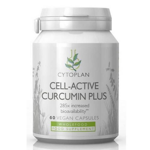 Cytoplan Curcumin - 60 Capsules (vegan)
