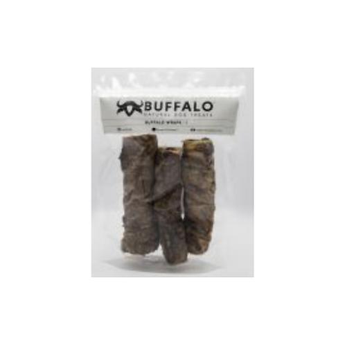 Buffalo Wraps - 3 Large