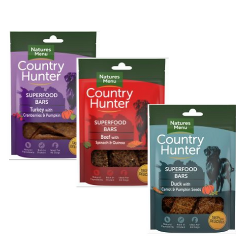 Donate to Ernie - Country Hunter Superfood Bars