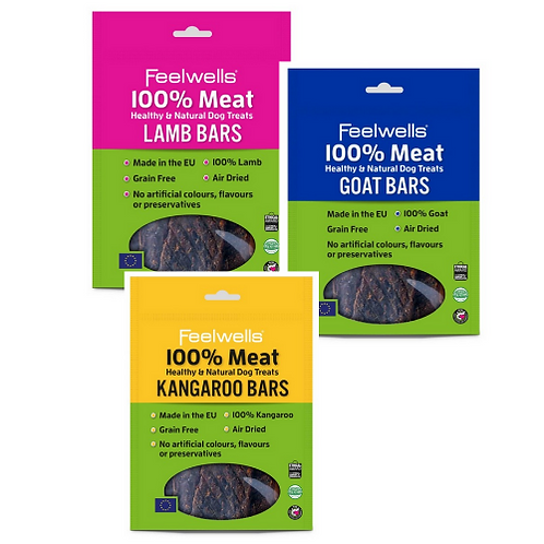 Feelwells Air Dried Meat Bars